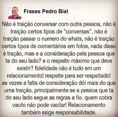 Frases Pedro Bial