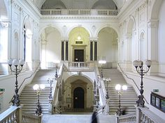 You might not be a student anymore but you should definitely visit the University of Vienna and check out its beautiful architecture. University Of Vienna, Travel Articles, Beautiful Architecture, Austria, Interior And Exterior, Beautiful Places, Jessica Rose, Mansions, Live