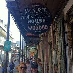 Visit Marie Laveau's House of Voodoo New Orleans Vacation, Visit New Orleans, Voodoo Shop, Marie Laveau, Dachshund Puppies For Sale, Voodoo Hoodoo, Blue Bayou, Bourbon Street, Joy Of Life