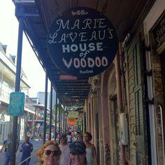 Visit Marie Laveau's House of Voodoo New Orleans Vacation, Visit New Orleans, Voodoo Shop, Miss Louisiana, Marie Laveau, Dachshund Puppies For Sale, Voodoo Hoodoo, Blue Bayou, Bourbon Street
