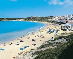 Holidays in Arenal D'en Castell #Menorca