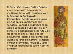 Resultado de imagen de codice calixtino