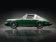 In my opinion the most beautifull Porsche, the 1973-75 - 911 Targa