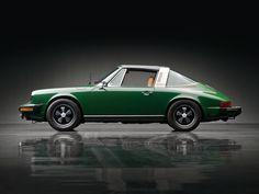 In my opinion the most beautifull Porsche, the 1973-75 - 911 Targa