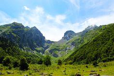 Artiga de Lin (Val d'Aran - Catalunya).  Escapada per a totes les edats i recomenada pels amants de la muntanya.