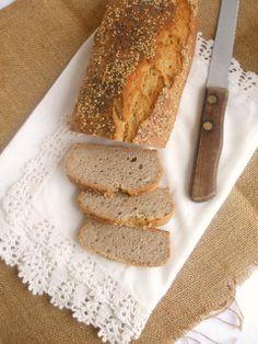 Pão sem glúten de trigo sarraceno