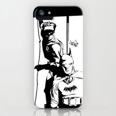 YEAR ONE iPhone & iPod Case by Vee Ladwa - $35.00