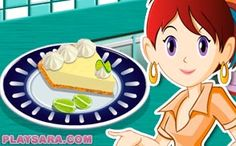 Learn more about a fascinating collection of Sara\'s Cooking Class games: more than 100 games for girls available online. Sara's Cooking Class, 100 Games, Class Games, Key Lime Pie, Games For Girls, Online Games, Learning, Disney Characters, Studying