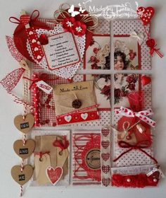 Valentine's Day Pocket Letter kimya verpakkingen: Valentijn Pocket Letter!