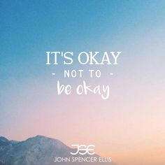 "It's okay not to be okay. By having gratitude you held the key to happiness. It's known as the most passionate force in the universe. It's been referred to as ""the secret of life"" and ""the key to open all doors. #Successful #ThinkBig  #Coaching #Confidence #Empower #Entrepreneur #Watch #Wealth #entrepreneurlifestyle #quoteoftheday #entreprenuer #leadership #mindset #successquotes #entrepreneurship"