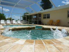 #Whirlpool im #BeachResort   Jetzt buchen unter florida4you.eu  #Florida #Reise #USA #florida4you #capecoral #urlaub #fortmyers #matlacha #unitedstates #sunshinestate #sun #Sonne #everglades #Strand #Ferienhaus #Vermietung