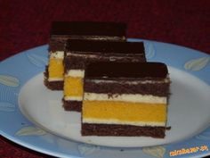 Cake Bars, Russian Recipes, Something Sweet, Tiramisu, Cookies, Ethnic Recipes, Milan, Basket, Biscuits
