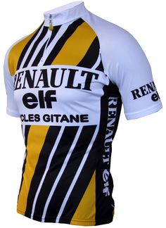 New size Small S RENAULT Team Cycling Set Road Bike Jersey Bib Shorts Gloves