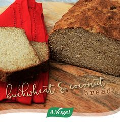 Quick and easy to make, this delicious wheat-free bread uses buckwheat & coconut flour to make a tasty gluten-free alternative to regular bread.