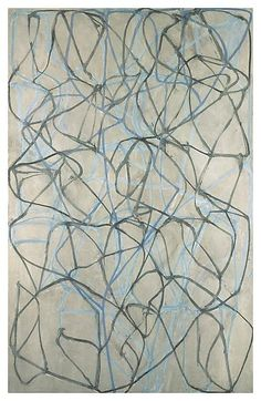 Brice Marden-The Studio 1990 Oil on linen 92 x 59 inches; 235 x 150 cm Action Painting, Painting & Drawing, Abstract Expressionism, Abstract Art, Abstract Paintings, Yale School Of Art, Modern Art, Contemporary Art, Art Walk