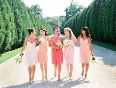 The Blushing Bride Boutique - Donna Morgan Bridesmaids - Frisco, TX