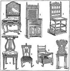 Chairs / Cadeiras
