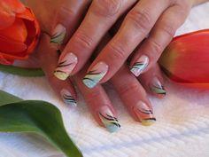 365 Days of Nail Art - pastels