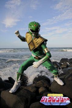 DragonRanger : Avenger by ~Sarapungs-tokusatsu on deviantART