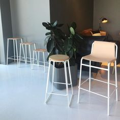 Spent the day shooting all things white at our Fitzroy Showroom! Watch this space for our White Christmas picks... Or visit our Redfern Sydney or Fitzroy Melbourne locations over the weekend to spot the very best in Scandinavian design this Christmas! Adam Stools in white (just in) September Stool (also new) and Smed Stool pictured here #greatdaneshowrooms #greatdanegifts with @framacph and @oxdenmarq  by greatdanefurniture
