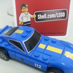 Got a new toy #lego #shell