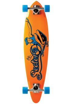 SECTOR 9 Complete The Swift orange