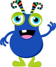 SGBlogosfera. María José Argüeso: Dibujos Disney Monsters Inc, Cartoon Monsters, Cute Monsters, Little Monsters, Monster Party, Monster Birthday Parties, Monster Mash, Doodle Monster, Classe Dojo