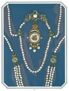Three centuries of Russian court jewellery is unveiled in Jewels of the Romanovs… Gems Jewelry, Pearl Jewelry, Antique Jewelry, Vintage Jewelry, Jewlery, Royal Jewels, Crown Jewels, Russian Jewelry, Jewelry Editorial