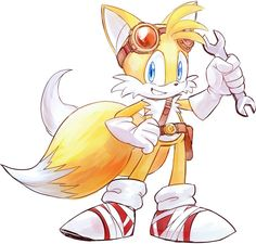 Boom tails by den255 on DeviantArt