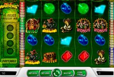 Relic Raiders by NetEnt will take you to the unforgettable journey. With 5 reels and 50 paylines you can win amazing prizes and special symbols will help you to win up to 20000$