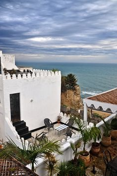 La Tangerina Hotel, Tangier, Morocco