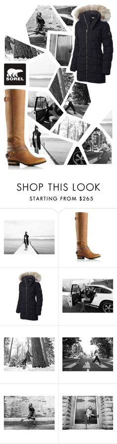 """Tame Winter with SOREL: Contest Entry"" by perssonhanna ❤ liked on Polyvore featuring SOREL and sorelstyle"