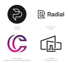 Logo Design Trends 2017 - Doubles