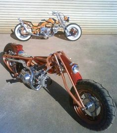 Bodyline Custom Motorcycle