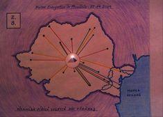 România este Inima Ocultă a Terrei - Cronopedia ~ club de scriere literar-artistică Beautiful Places To Travel, Wonderful Places, Amazing Things, Carti Online, History Of Romania, Romanian Flag, Interesting Reads, Survival Skills, Symbols