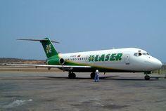 YV-977C   McDonnell Douglas DC-9-14 [45745] (Laser) Caracas-Simon Bolivar International~YV 30/03/2003 | by raybarber1