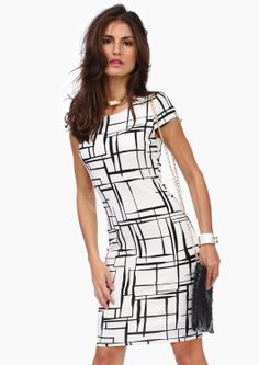 Over The Line Pencil Dress | Shop for Over The Line Pencil Dress Online