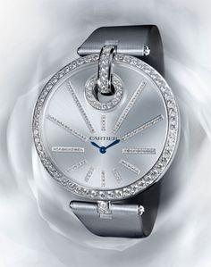 Un de mes préférés montres Cartier... a le plus donné...!!!