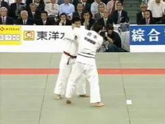 Tori: Suzuki Keiji Combination: Sasae Tsurikomi Ashi > Kouchi Gari > Deashi Barai