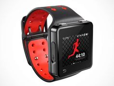 LivingSocial Shop: GPS Sports Watch with MP3 Player