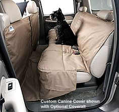 Custom Canine Seat Covers Coverall