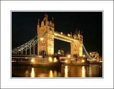 London Bridge~~Want to go back and visit a good friend of mine here soon!!