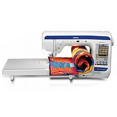 Sew with a Brother DreamWeaver VQ3000 (click on the pic.)