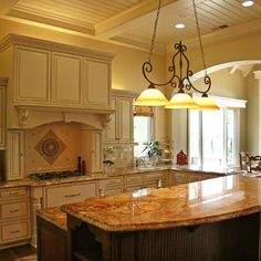 Tuscan Kitchen Pantry Design, Pictures, Remodel, Decor and Ideas - page 11