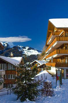 Wengen, Swiss Alps