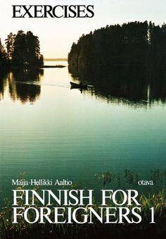 Finnish for Foreigners 1 Exercises by Maija-Hellikki Aaltio https://smile.amazon.com/dp/0884325431/ref=cm_sw_r_pi_dp_U_x_gOqlBb4WSXZBS