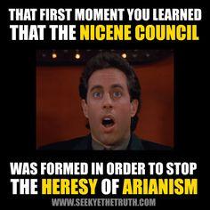 William Marrion Branham vs Nicene Council