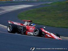 1972 Formula 1 German Grand Prix - Ronnie Peterson.
