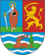 File:Coat of arms of Vojvodina.png