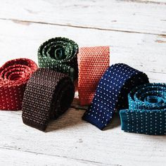 Our knit ties are great to prep for more weeks of winter ☃️   Shop now on Ties.com #tiesdotcom #knit #mensfashion #winter #mensaccessories